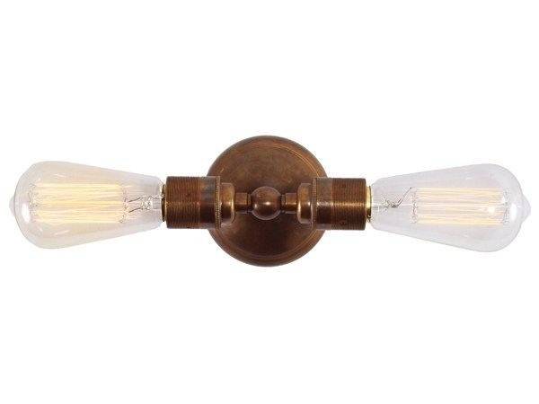 Lome Vintage Double Wall Light