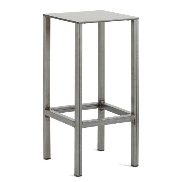 High stool with footrest LONDON | High stool - iSimar
