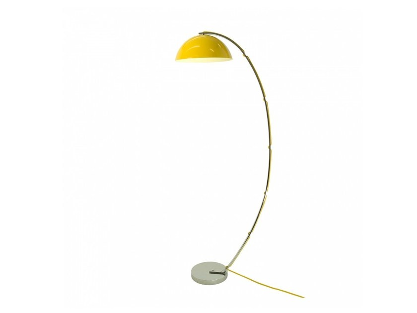 Aluminium floor lamp LONDON | Floor lamp - Original BTC