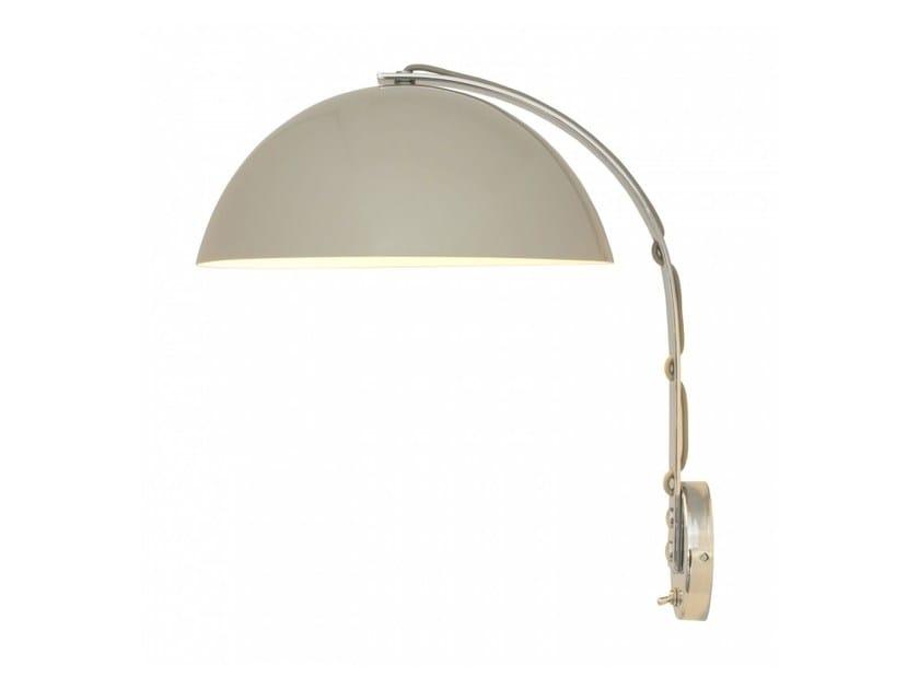 Lampada da parete in alluminio con braccio fisso LONDON | Lampada da parete - Original BTC
