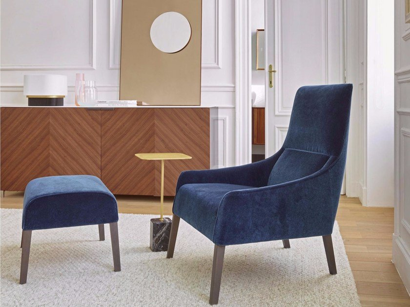 Long Island Armchair By Roset Italia Design Soda Des Gners