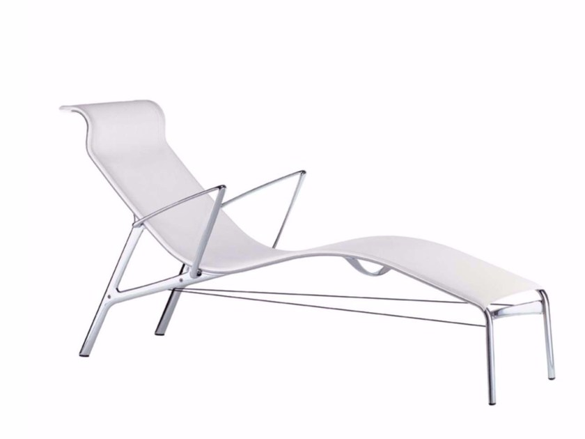 Lounge chair LONGFRAME - 439 - Alias
