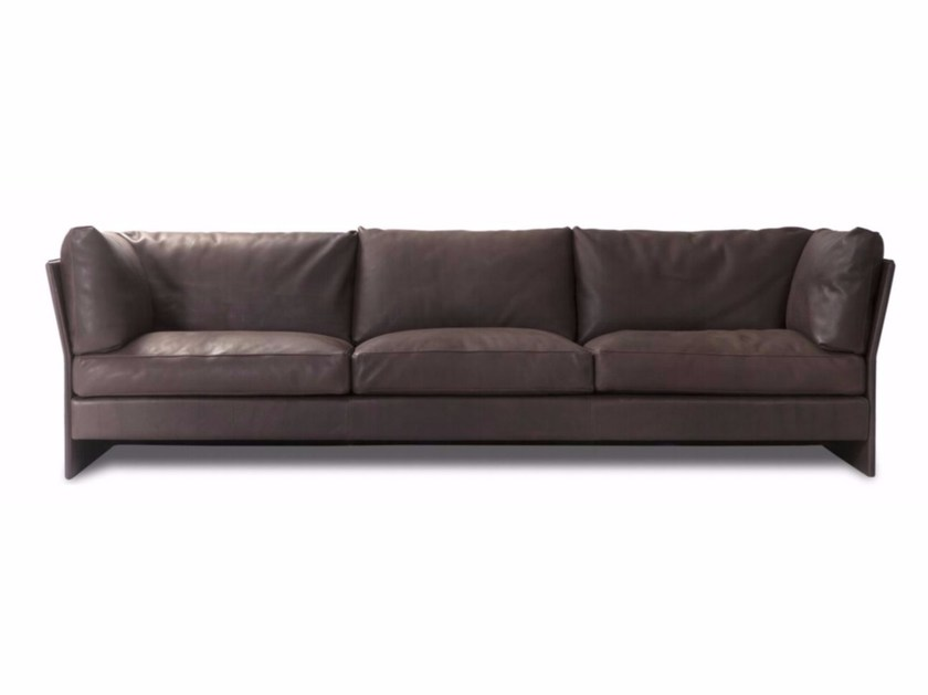 5 seater leather sofa LOUNGE - Canapés Duvivier