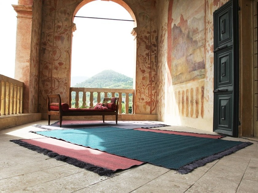 Outdoor rugs LOOM - GART Art & Design Group