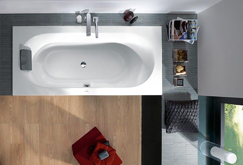 LOOP & FRIENDS  Vasca da bagno in acrilico By Villeroy & Boch