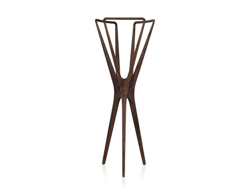 Solid wood coat stand LOOSE | Coat stand - Sollos