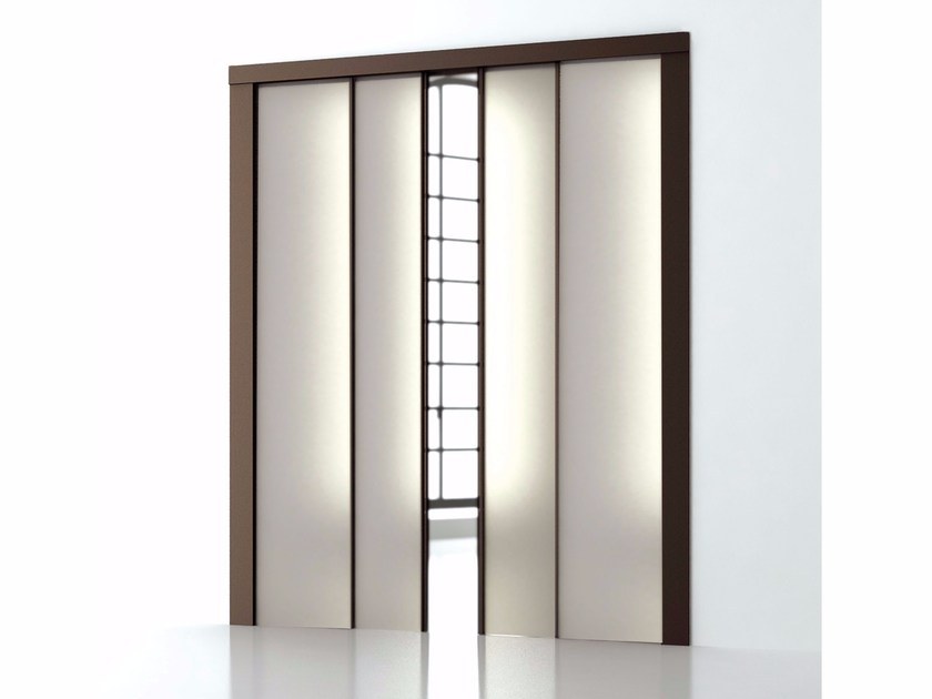 Pocket sliding door LORICA - SCRIGNO