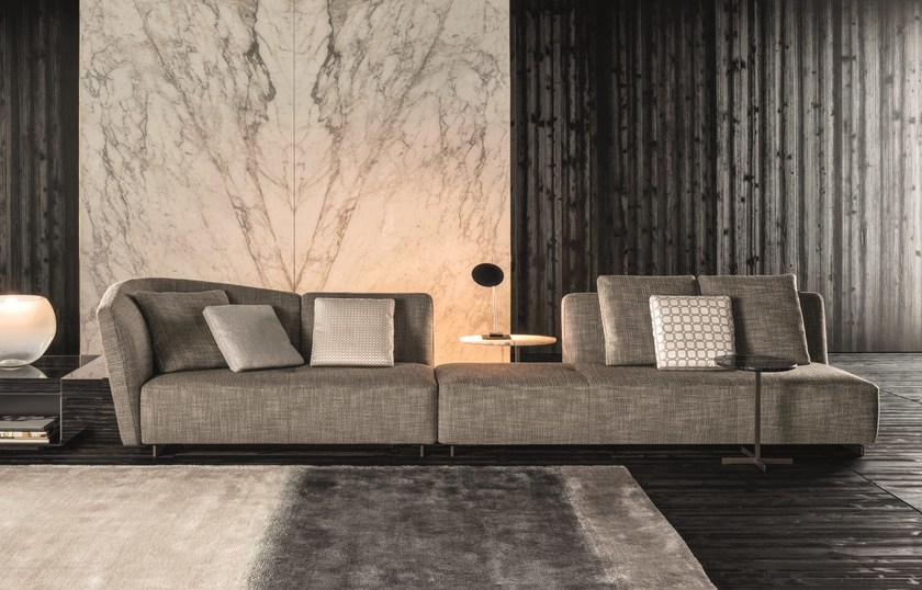 Lounge seymour by minotti for Minotti outlet italy