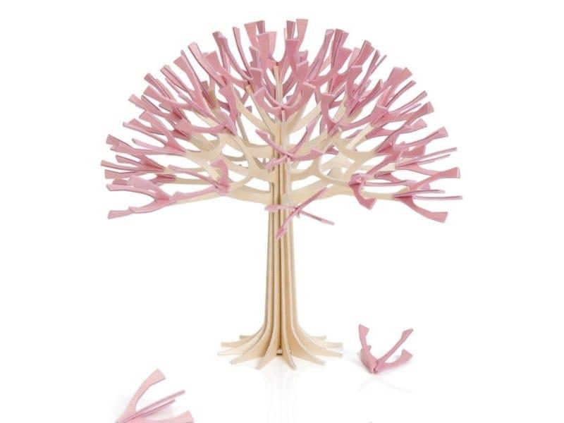 Plywood decorative object LOVI SEASON TREE 22CM by Lovi