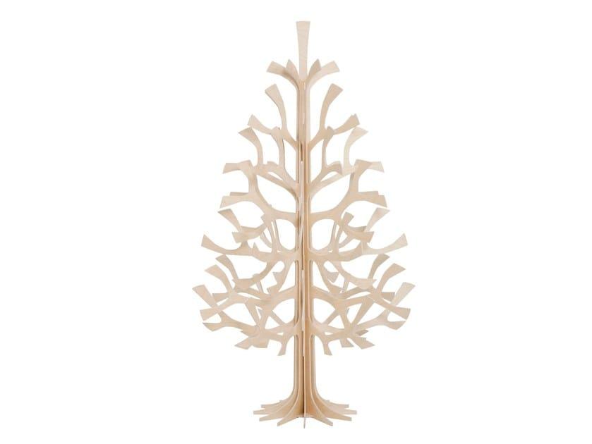 Plywood decorative object LOVI SPRUCE TREE 120CM by Lovi