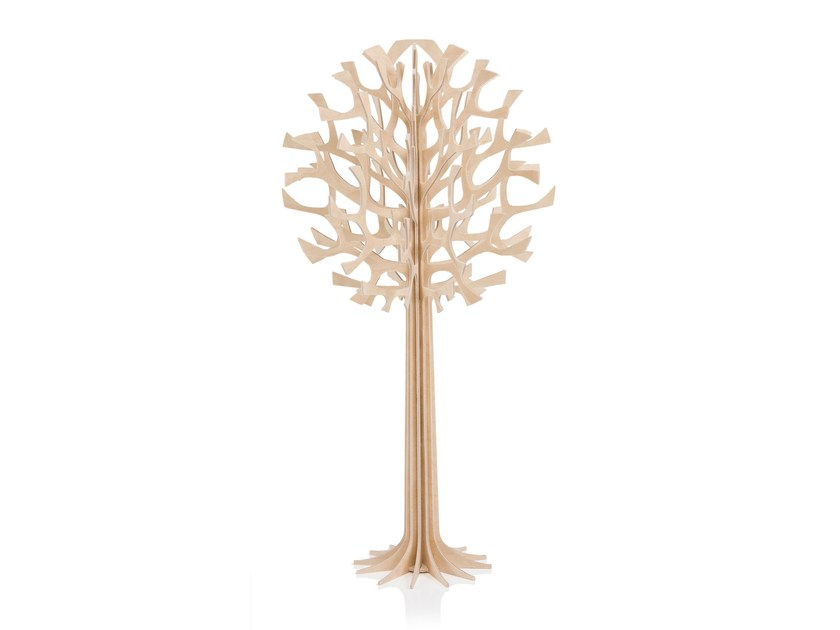 Plywood decorative object LOVI TREE 135CM by Lovi