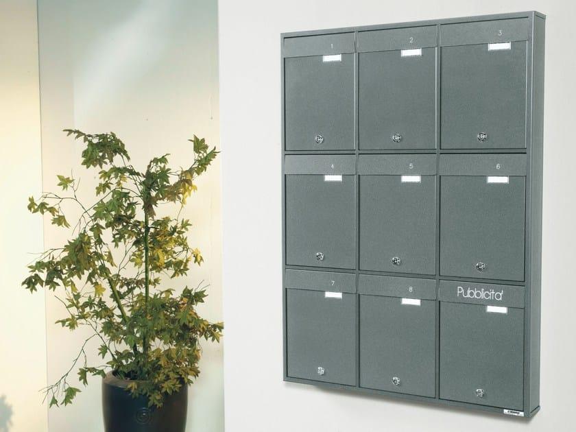 Outdoor mailbox LP | Mailbox - RAVASI