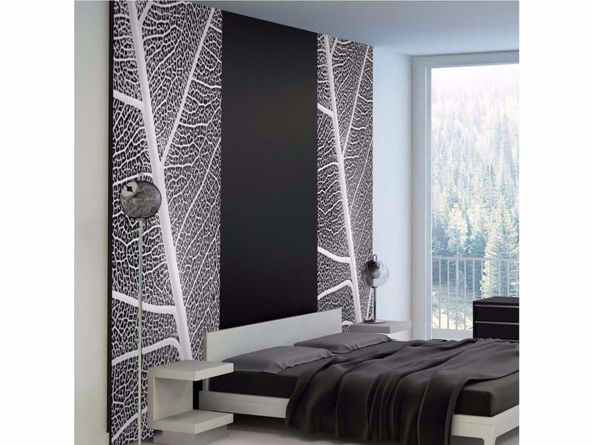 Motif non-woven paper wallpaper LU0026 - LGD01
