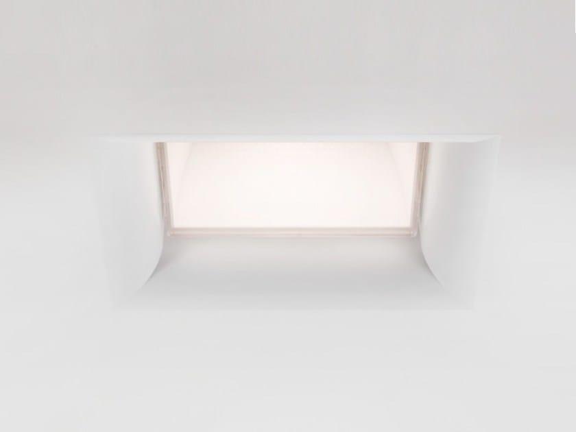 LED modular technopolymer built-in lamp LUCERI LED - Artemide Italia