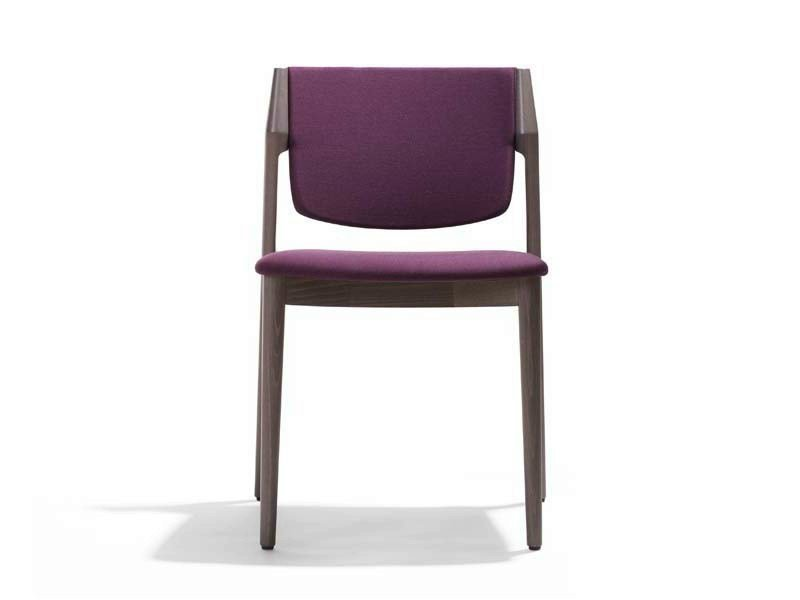 Upholstered chair LUISA | Chair - Potocco