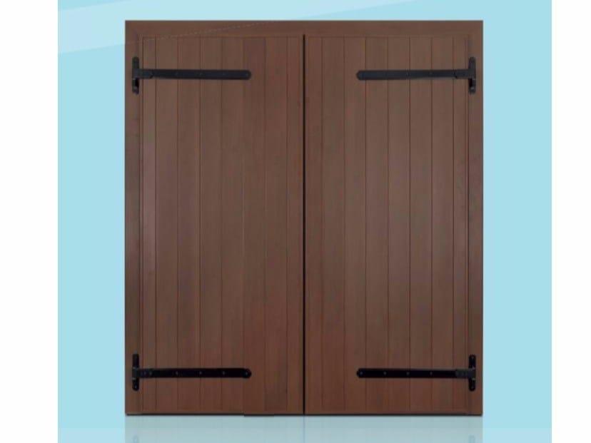 Panel shutter LUNA - Cos.Met. F.lli Rubolino