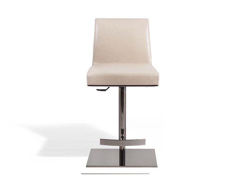 Upholstered chair LUNA | Counter stool - Potocco
