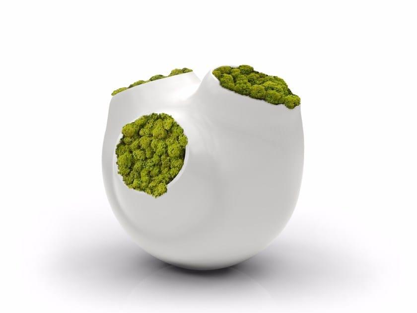 Adamantx® vase LUNA - ZAD ITALY