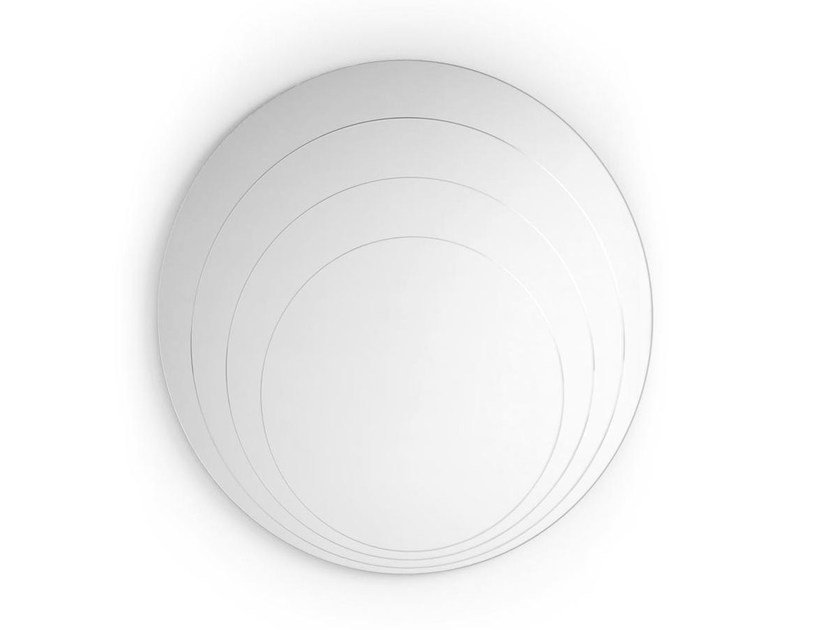 Round wall-mounted mirror LUNE - Calligaris