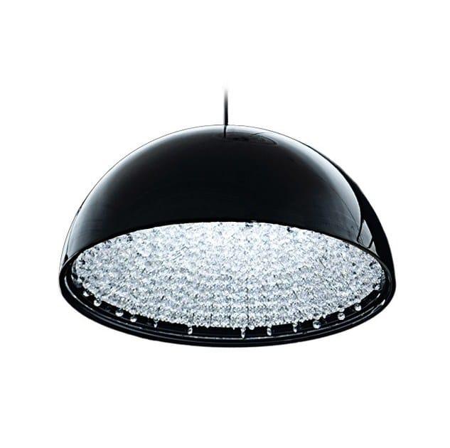 LED crystal pendant lamp LUNE | Crystal pendant lamp - Manooi