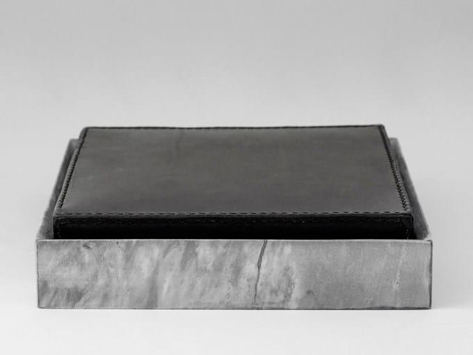 Marble storage box LUOGHI RELAZIONALI - gumdesign