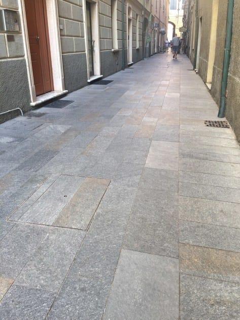 Luserna fiammata mista pavimento in pietra naturale by b - Pavimenti cucina prezzi ...