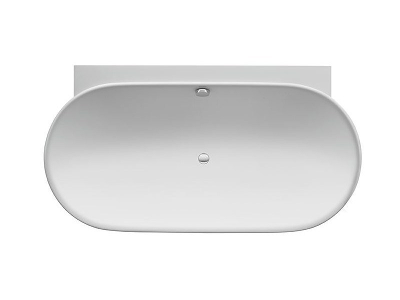 Vasca da bagno ovale luv vasca da bagno duravit - Vasca da bagno duravit ...