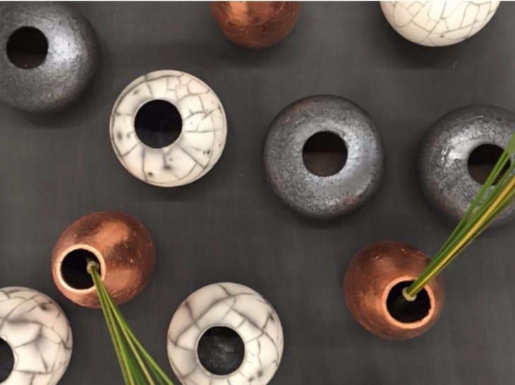 Ceramic vase LUZON by Domani