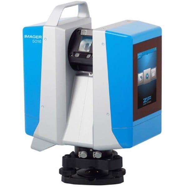 Laser scanner per rilievo 3D Laser Scanner Z+F 5016 - Zoller+Fröhlich