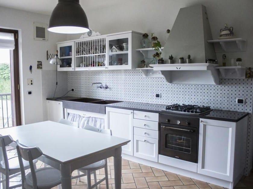 Top cucina in pietra lavica by sgarlata emanuele c design sgarlata c - Top cucina pietra lavica ...