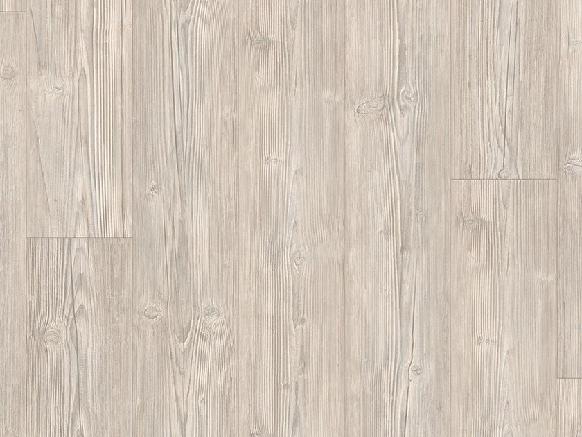 Vinyl flooring with wood effect LIGHT GREY CHALET PINE by Pergo