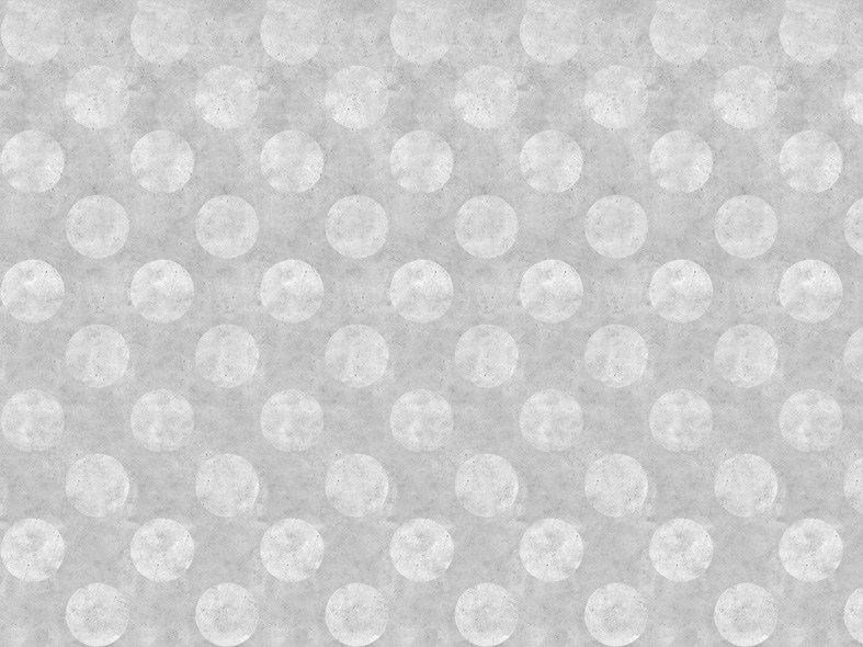 Wallpaper LIGHT URBAN CONCRETE POLKADOT by Mineheart