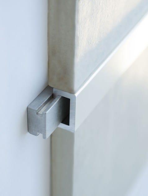 Decorative edge profile for walls Listelli LIA - PROFILITEC