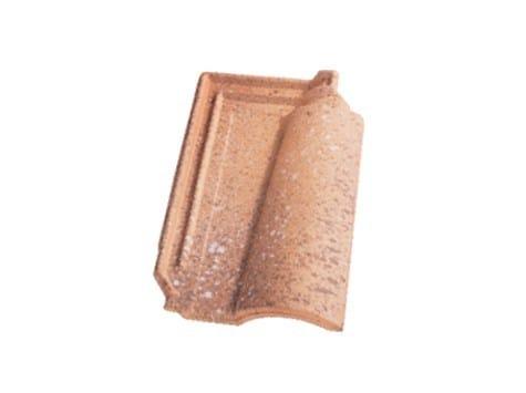Terracotta roof tile MÉRIDIONALE POUDENX - IMERYS Toiture
