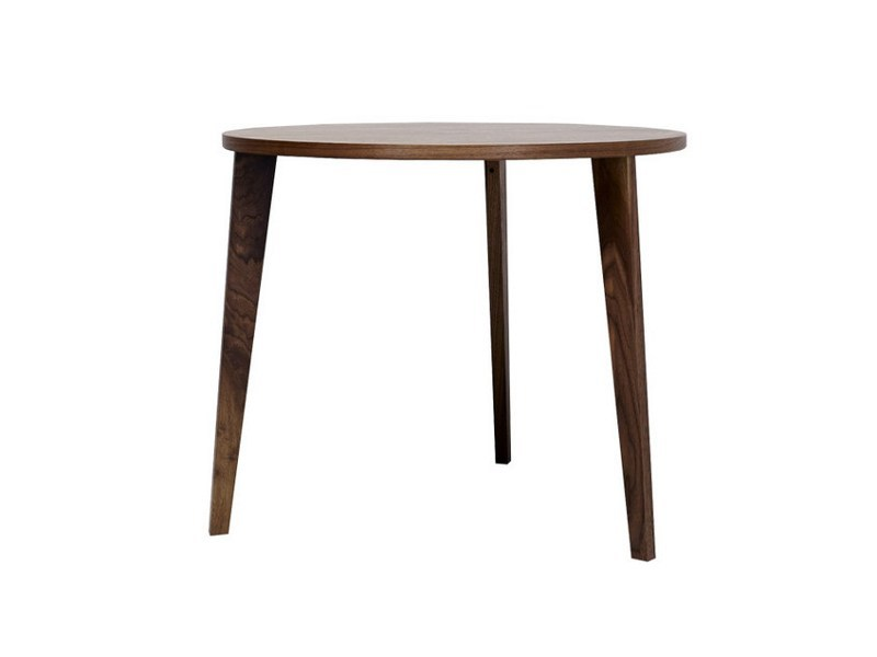 Round wooden dining table M8002 - MINT FACTORY