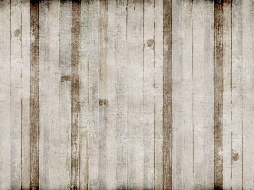 Wood effect glass-fibre textile MA-06 - MOMENTI di Bagnai Matteo