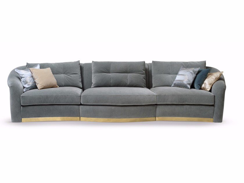 Sectional fabric sofa MADAME | Sectional sofa - SOFTHOUSE