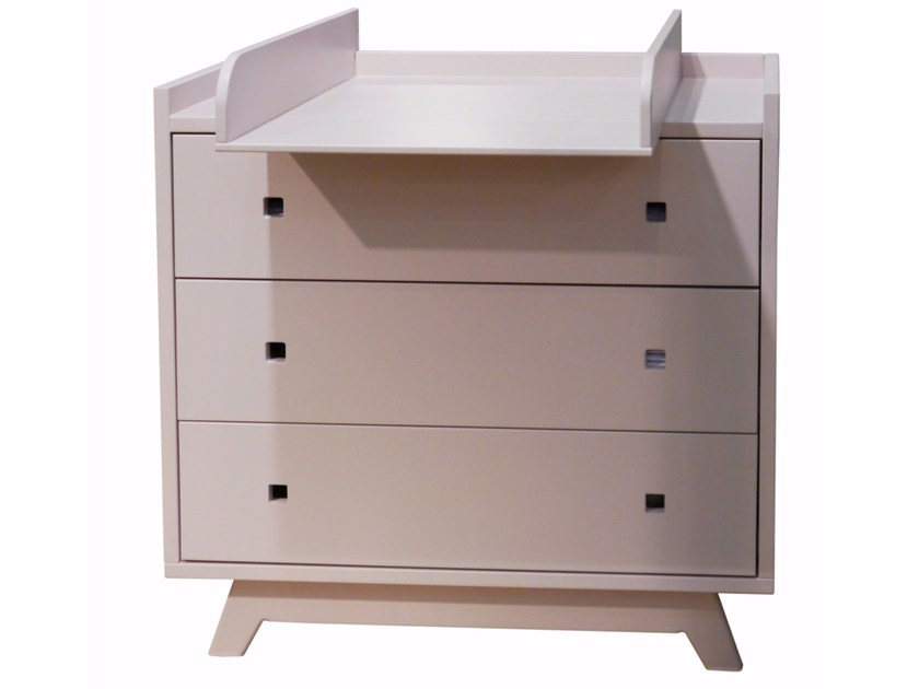 Changing table with drawers MADAVIN | Changing table by Mathy by Bols