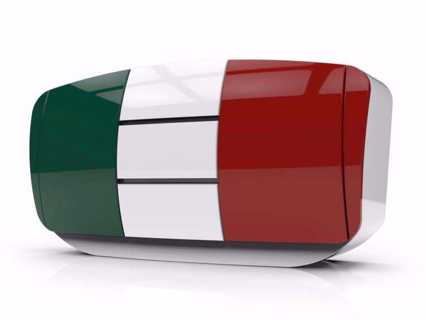 Madia in Adamantx® con ante a battente MADIA BOOM - ZAD ITALY