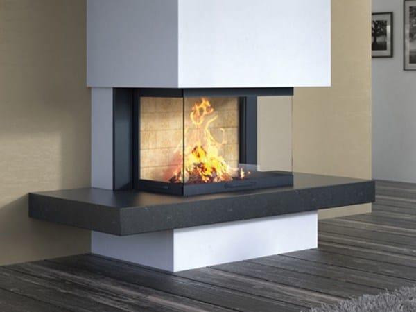 Stone Fireplace Mantel MAEVA - Axis