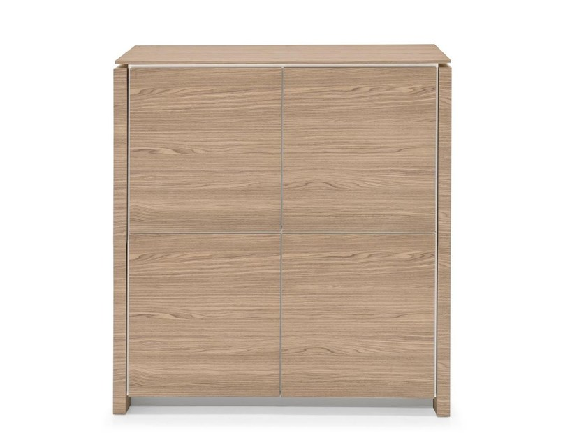 Highboard with doors MAG | Highboard with doors - Calligaris