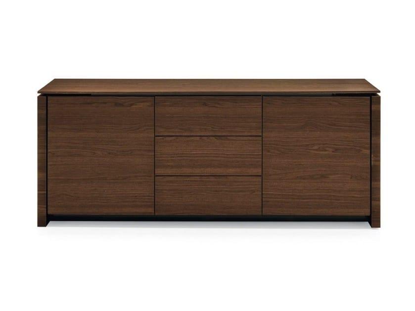 Sideboard with doors MAG | Sideboard by Calligaris
