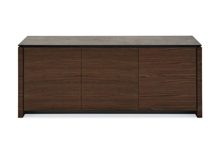 Sideboard with doors MAG | Sideboard with doors by Calligaris