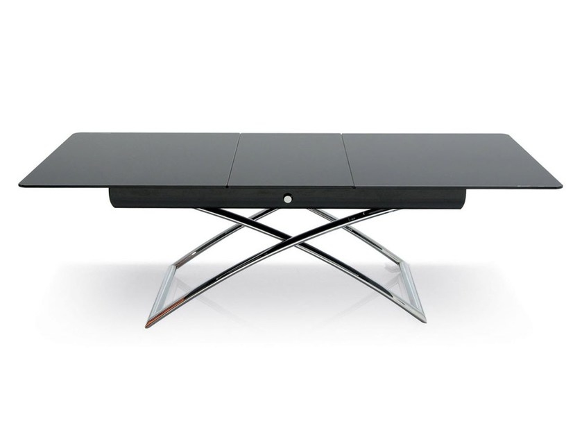 Tavolo / tavolino in vetro MAGIC-J GLASS - Calligaris