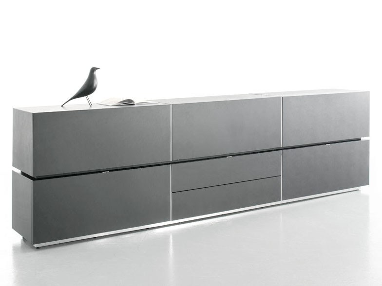 Modular sideboard MAGIC MATRIX | Modular sideboard by YOMEI