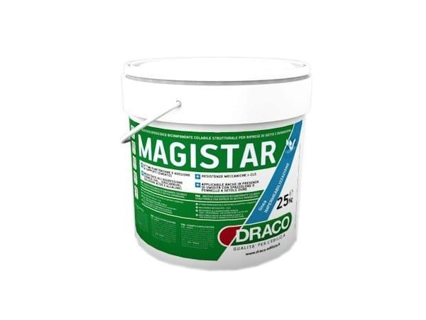 Injectable hydrophilic polyurethane resin MAGISTAR - DRACO ITALIANA