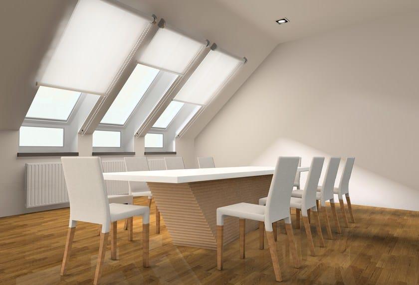 Tavolo da riunione rettangolare MAGNUM | Tavolo da riunione - Zuri Design