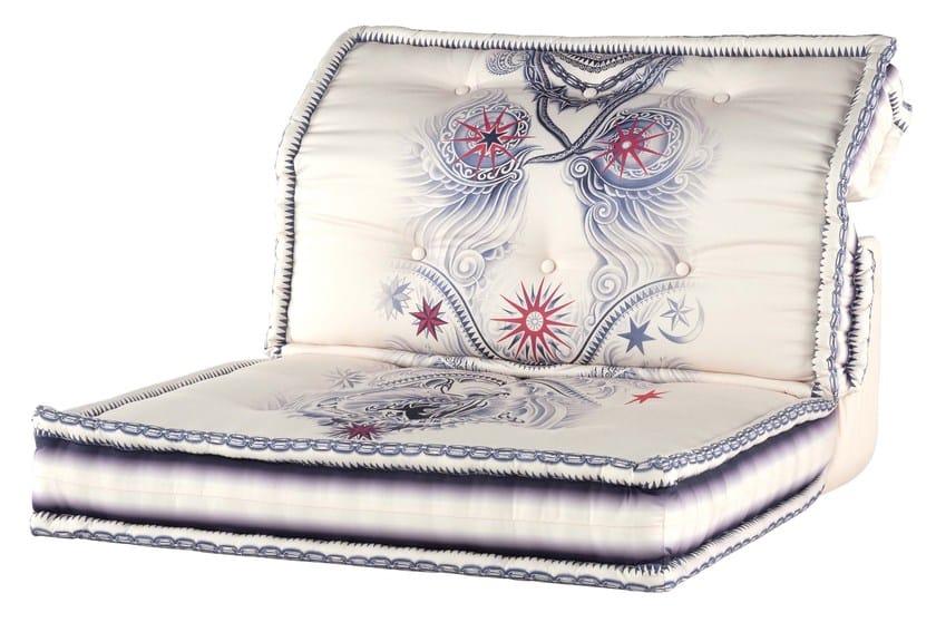 canap modulable en tissu mah jong couture by roche bobois. Black Bedroom Furniture Sets. Home Design Ideas