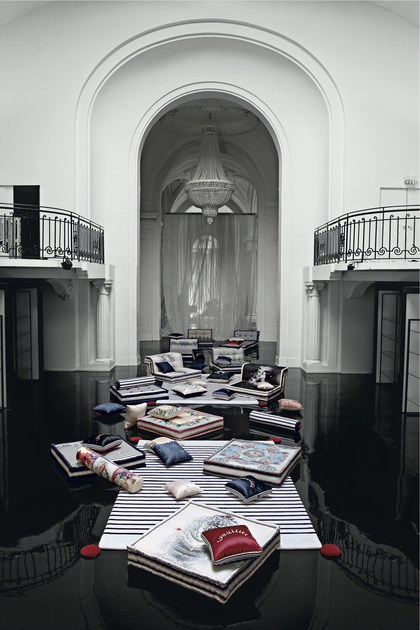 Divano componibile reclinabile MAH JONG MATELOT By ROCHE ...