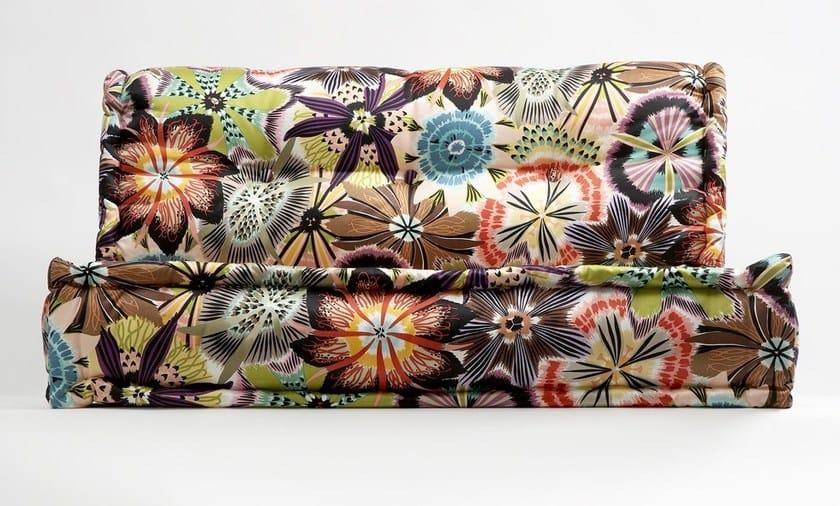 Divano componibile in tessuto mah jong missoni home roche bobois - Prix mahjong roche bobois ...